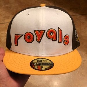Kansas City Royals 2016 all star fitted hat
